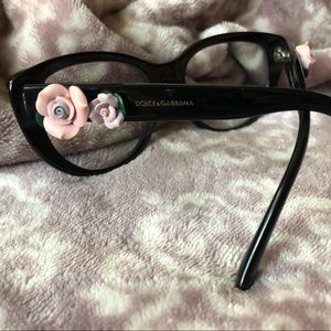 Ophthalmic Dolce & Gabbana ladies frames 🌺🌸👓